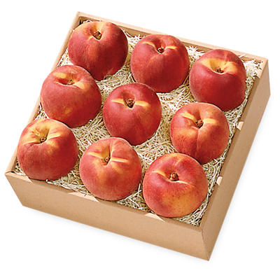 Organic Oregold Peaches