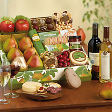 Founders' Favorites Gift Box with Wine Duo