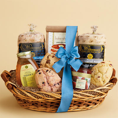 Kosher Breakfast Gift Basket