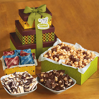 Moose Munch® Popcorn Gift Tower