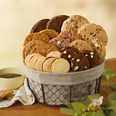 Baker City Cookie Basket Classic