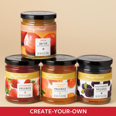 Pick 4 Preserves/Butters