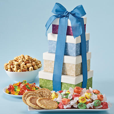 Sugar Free Gift Tower