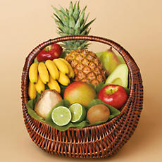 Fresh Fruit Gift Basket Classic