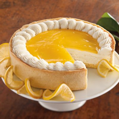 Lemon Mousse Cake | Citrus Mousse Cake Delivered | Harry & David