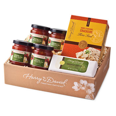Pepper and Onion Relish Gift Box