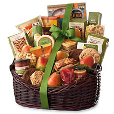 Hearthside Gift Basket Grand Classic