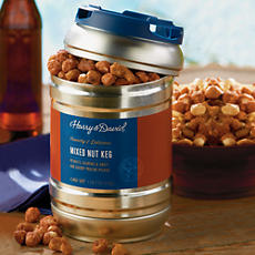 <span style=color:#bb0011>NEW</span> Mixed Nut Keg
