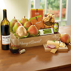 Harry's Gift Box with Wine