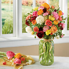 <span style=color:#bb0011>NEW</span> Ranunculus Bouquet