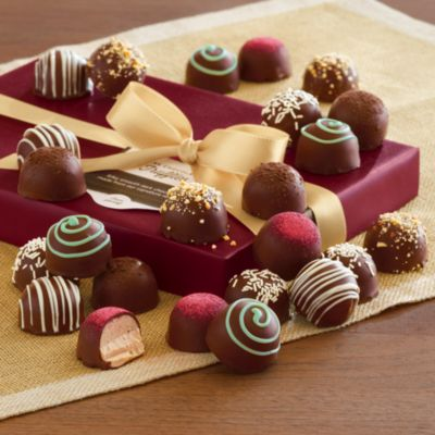 <span style=color:#bb0011>NEW</span> Dark Chocolate Truffles