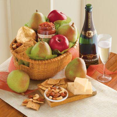 <span style=color:#bb0011>NEW</span> New Year's Gift Basket