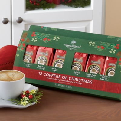 12 Coffees of Christmas Gift