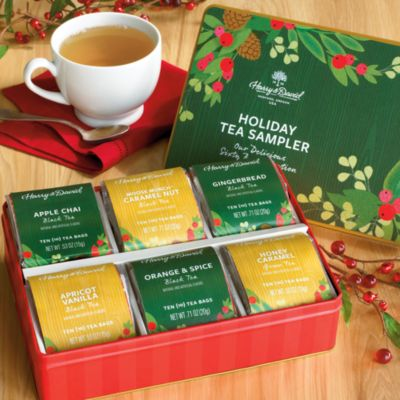 <span style=color:#bb0011>NEW</span> Holiday Tea Sampler