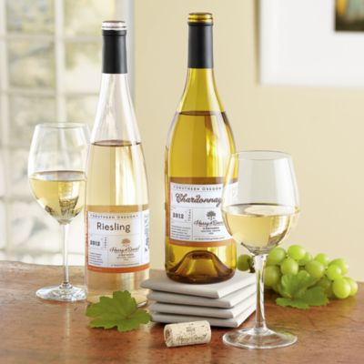 <span style=color:#bb0011>NEW</span> Harry & David™ White Wine Duo