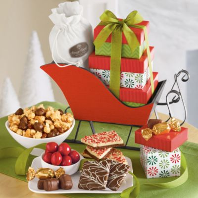 <span style=color:#bb0011>NEW</span> Santa's Sleigh of Goodies