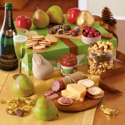 <span style=color:#bb0011>NEW</span> Founders' Favorites Gift Box with Sparkling Wine