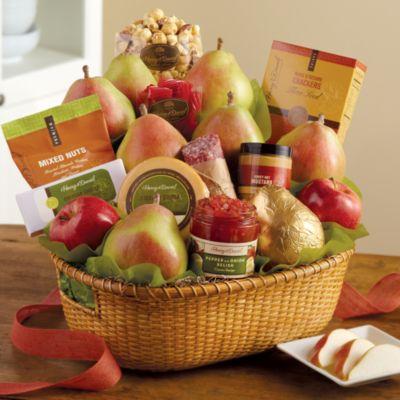 Roxy Ann Gift Basket Deluxe