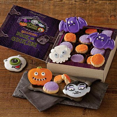 Halloween Book of Cookies
