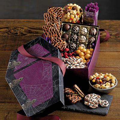 Halloween Coffin Gift Box