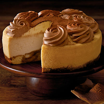 The Cheesecake Factory Tiramisu Cheesecake