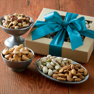 Mixed Nuts Gift Box for Him