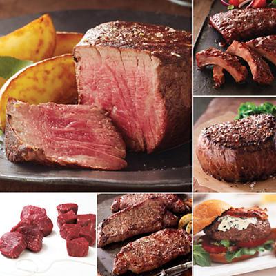 Stock Yards The Grill Sensation - Four Each USDA Choice