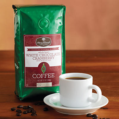 White Chocolate Cranberry Coffee