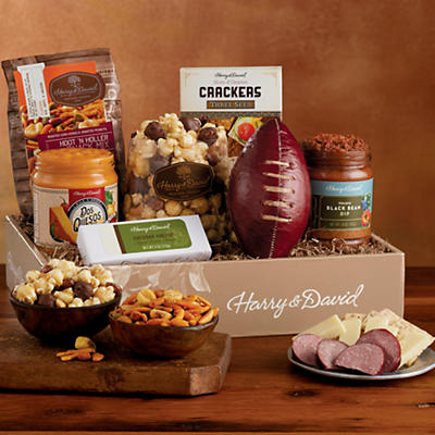 Hometeam Snack Box