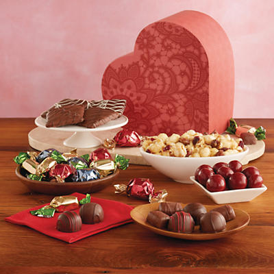 Deluxe Valentine's Day Treats
