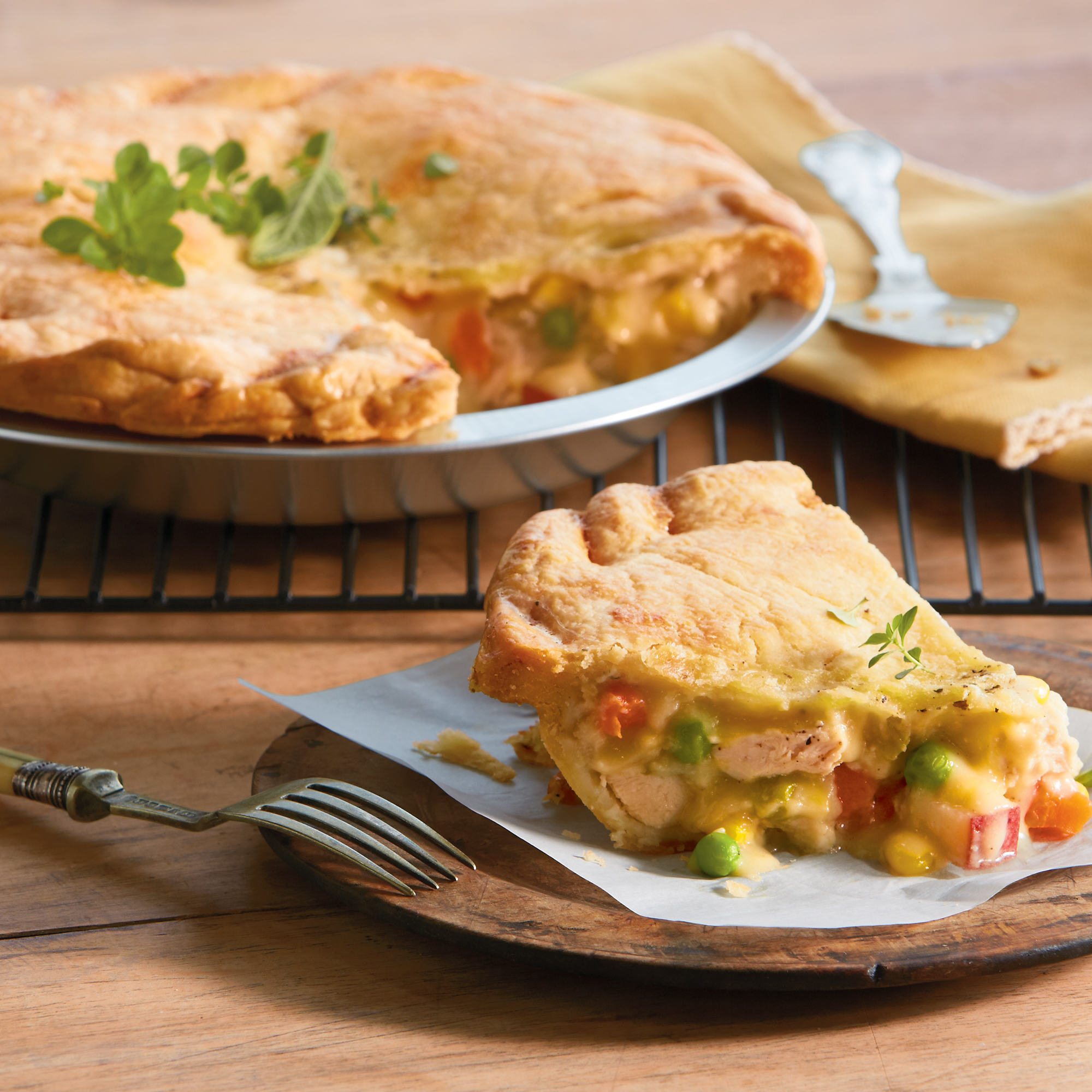 Chicken Pot Pie | Savory Pot Pies Gift Baskets | Harry & David