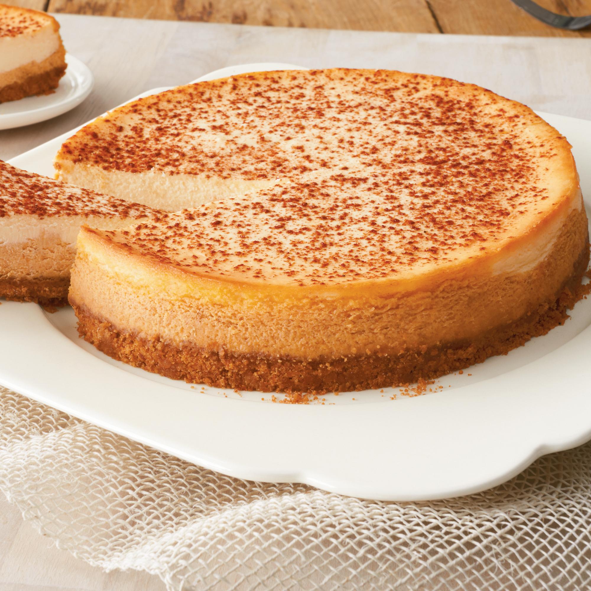 Pumpkin Cheesecake | Desserts Gift Baskets | Harry & David