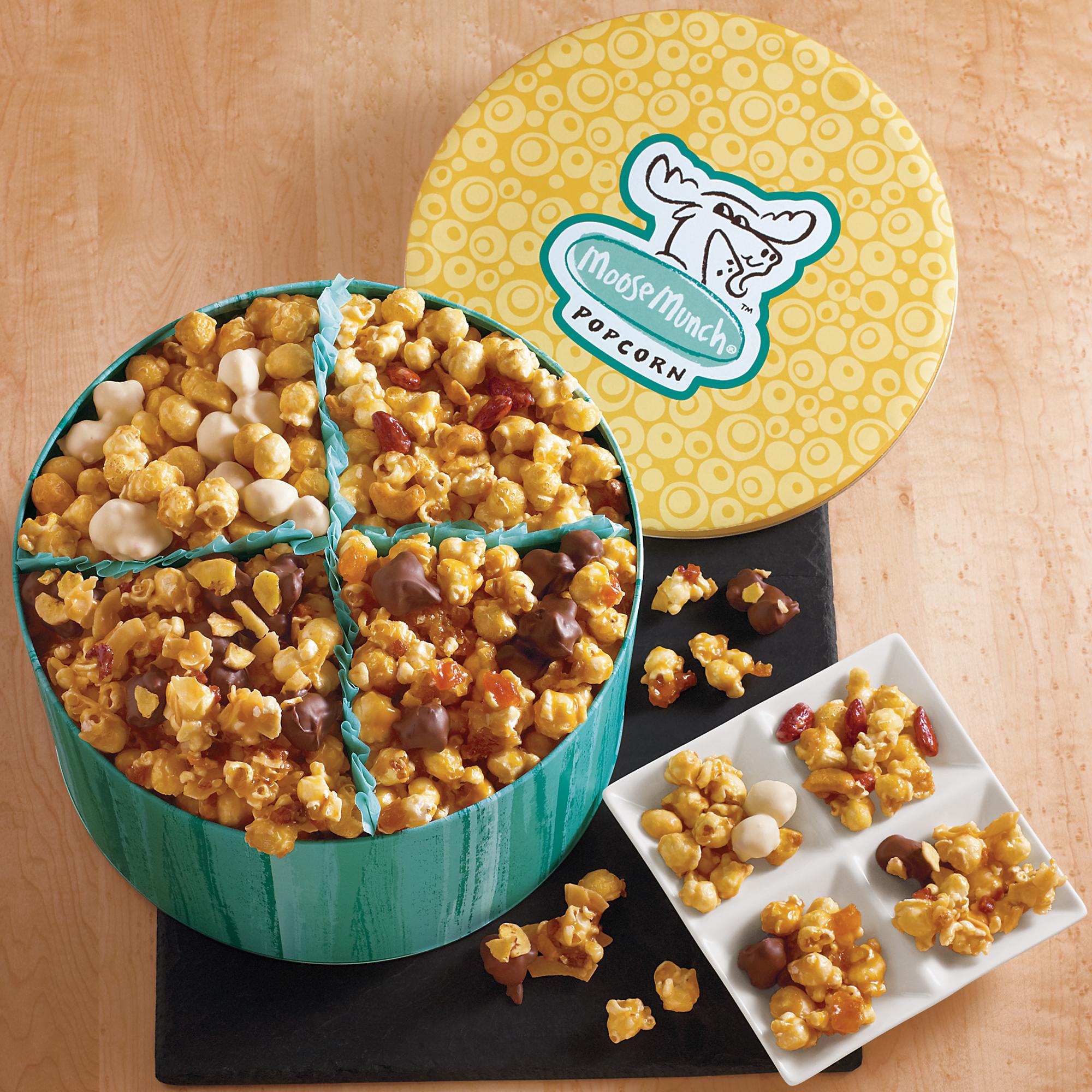 Tropical Moose Munch® Popcorn Gift