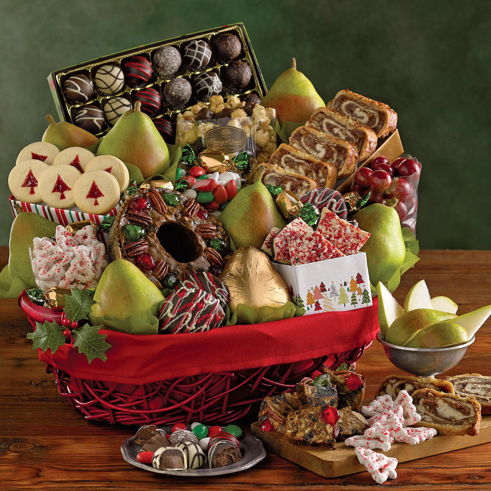 Harry And David Birthday Gift Baskets : Best harry and david christmas gifts birthday gift