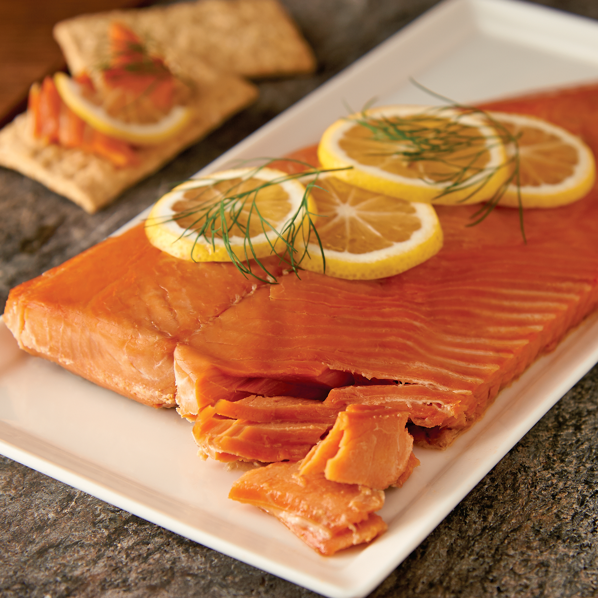 Wild Alaskan Smoked Salmon | Seafood Gift Delivery | Harry & David
