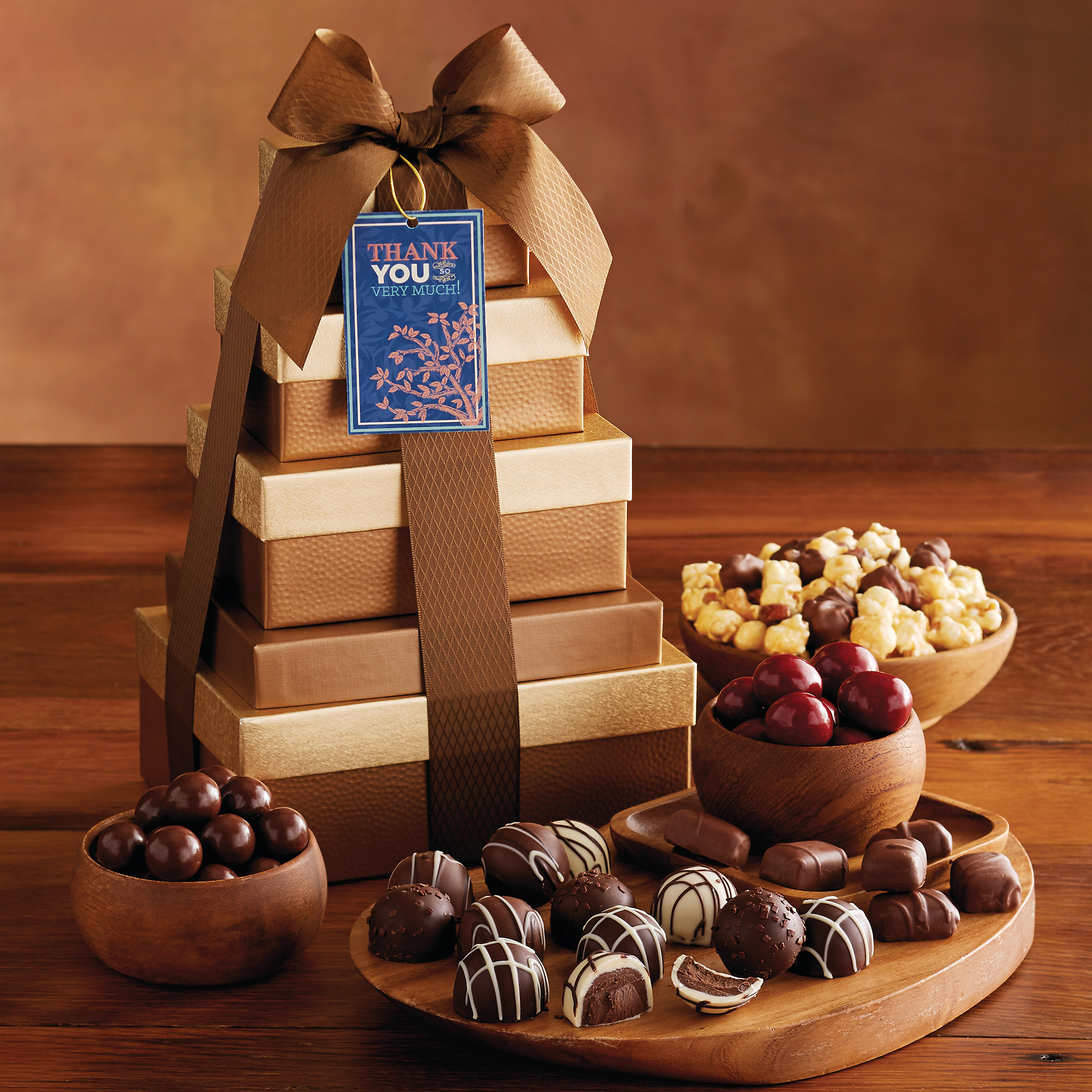 Harry And David Birthday Gift Baskets : Pick your occasion celebration gift tower all