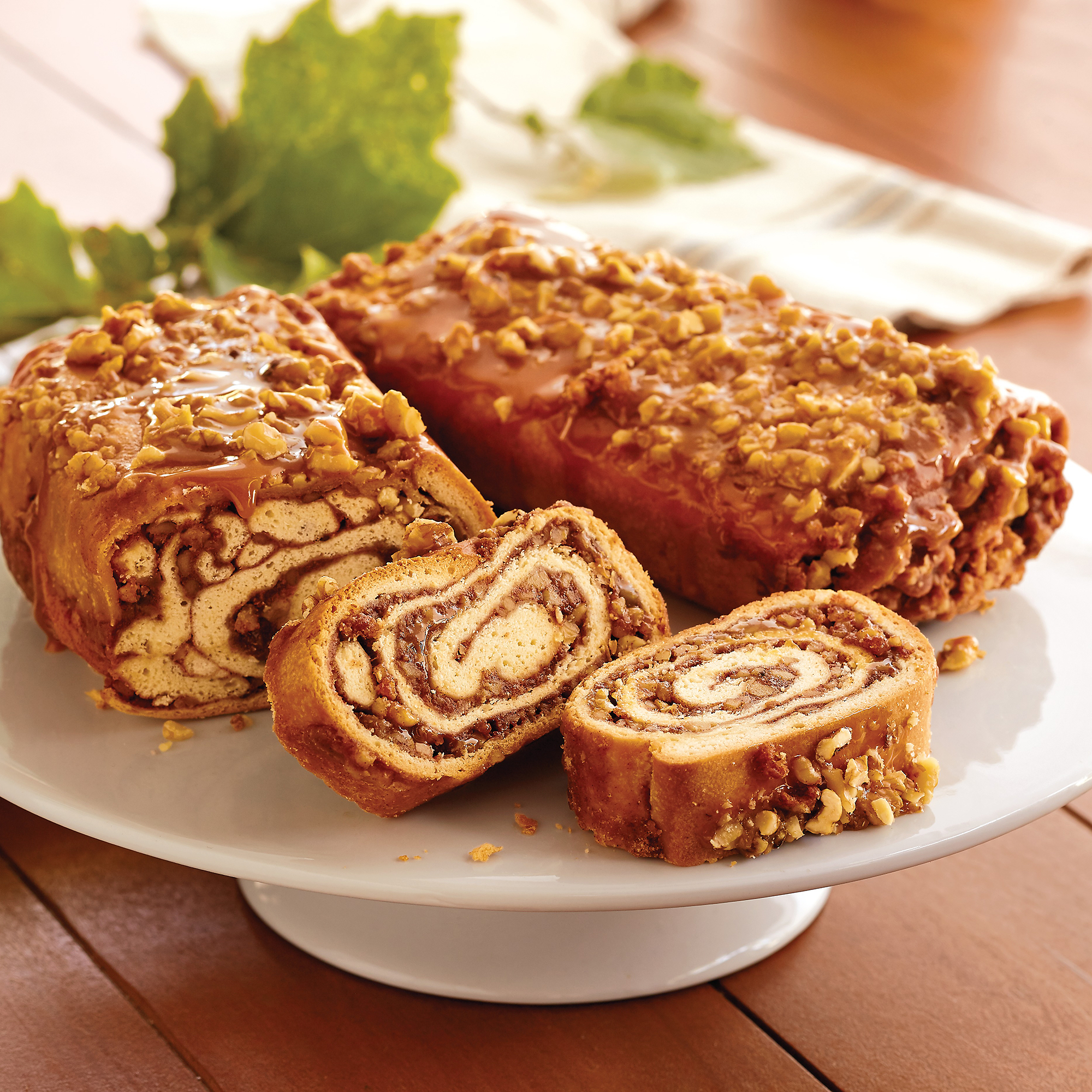 Cinnamon Swirl Buns Recipes — Dishmaps