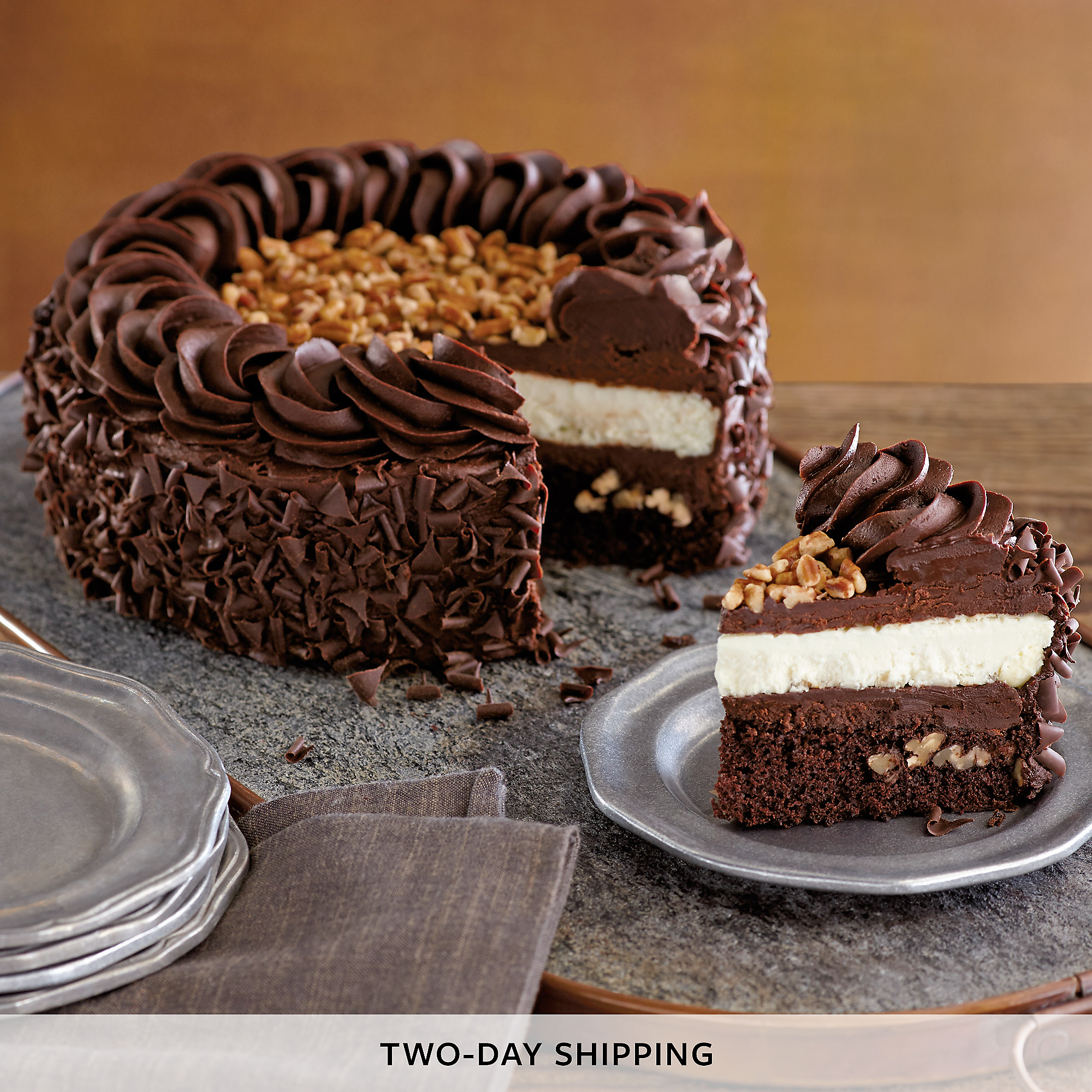 Pin Extreme Chocolate Cake By Christ Tell Cake on Pinterest