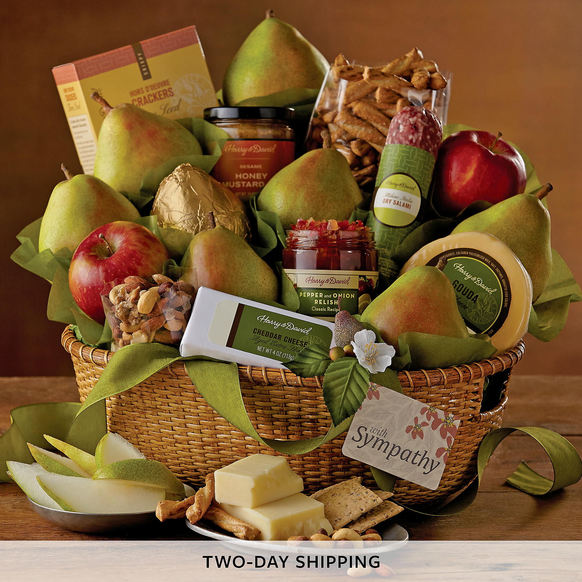 Organic Favorites Gift Basket Quick View