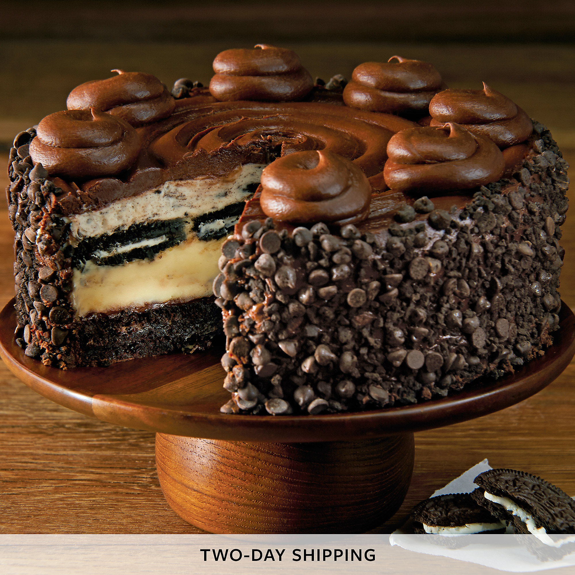 The Cheesecake Factory® OREO® Dream Extreme Cheesecake