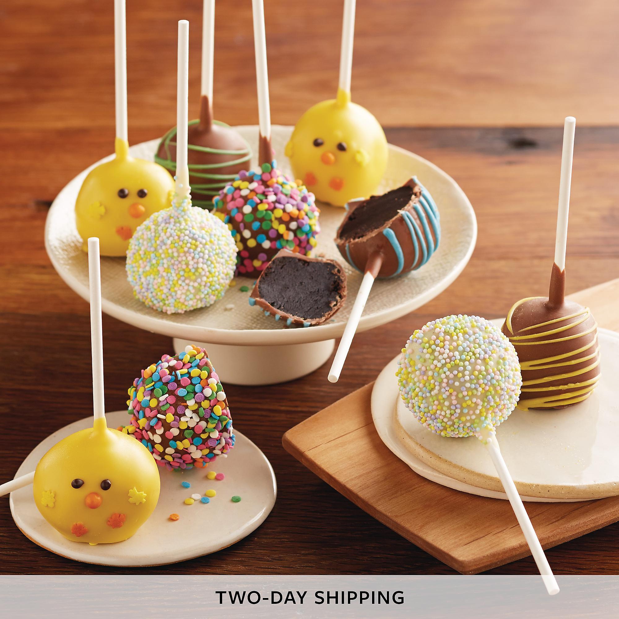 Easter Cake Pops Cake Pops Delivery Harry Amp David