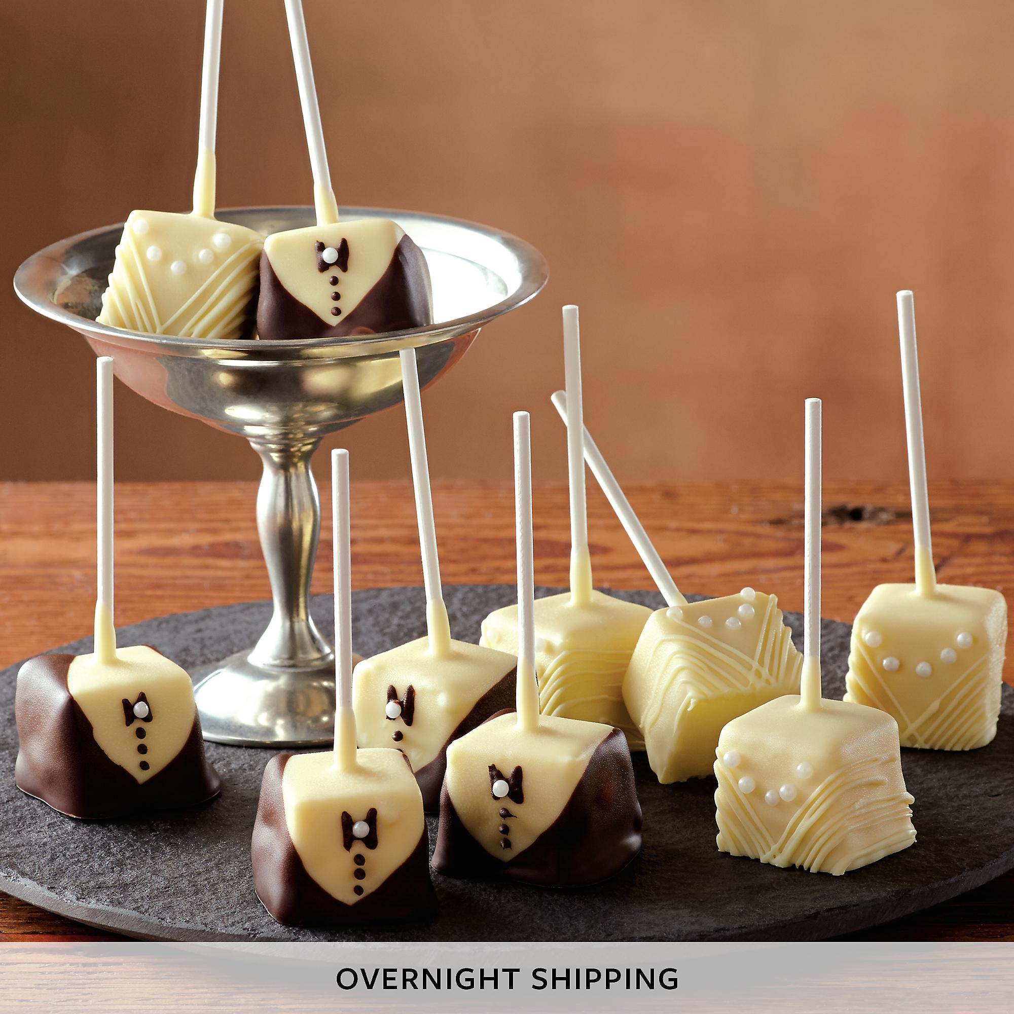 Wedding Cheesecake Pops Edible Wedding Favors