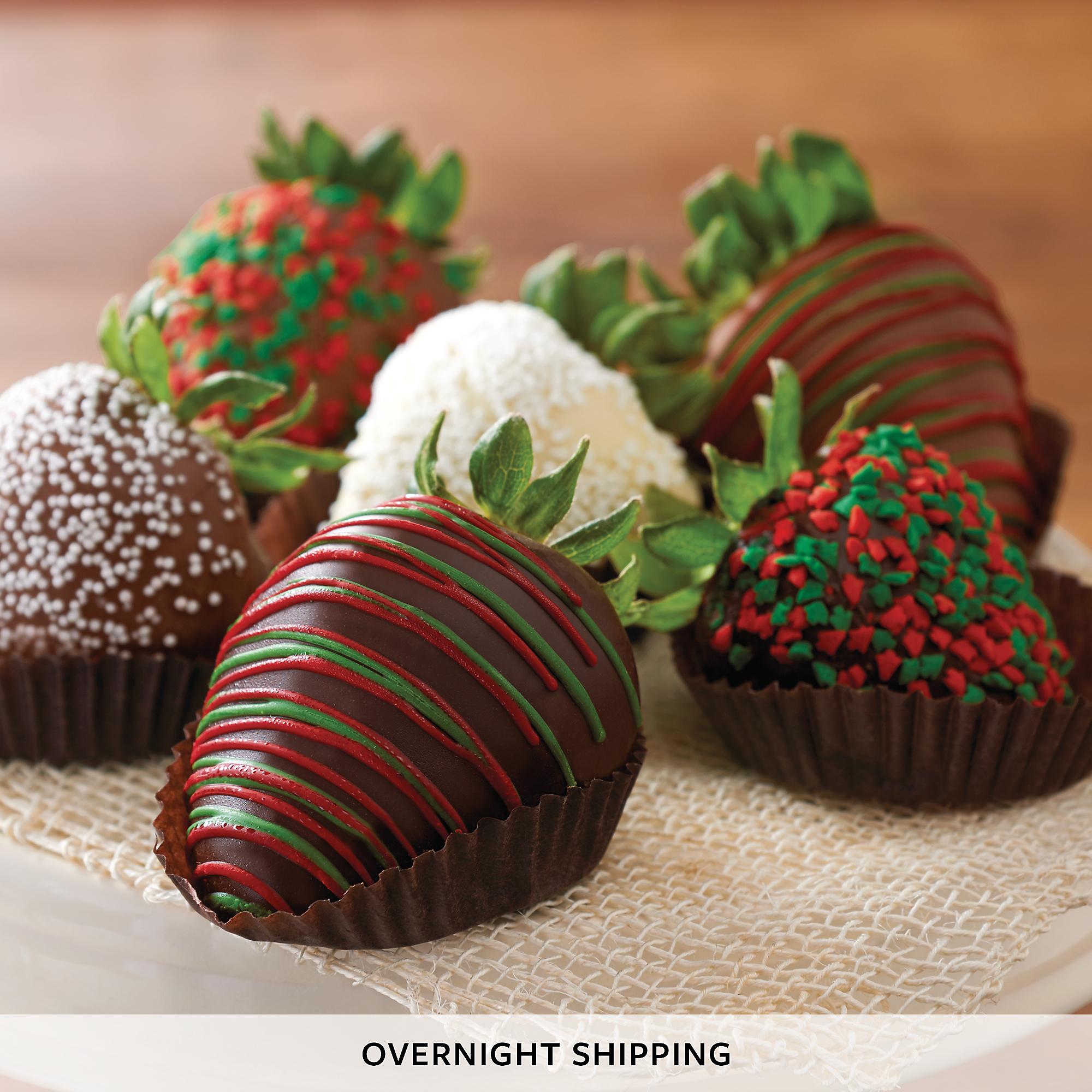 how to make dark chocolate covered strawberries