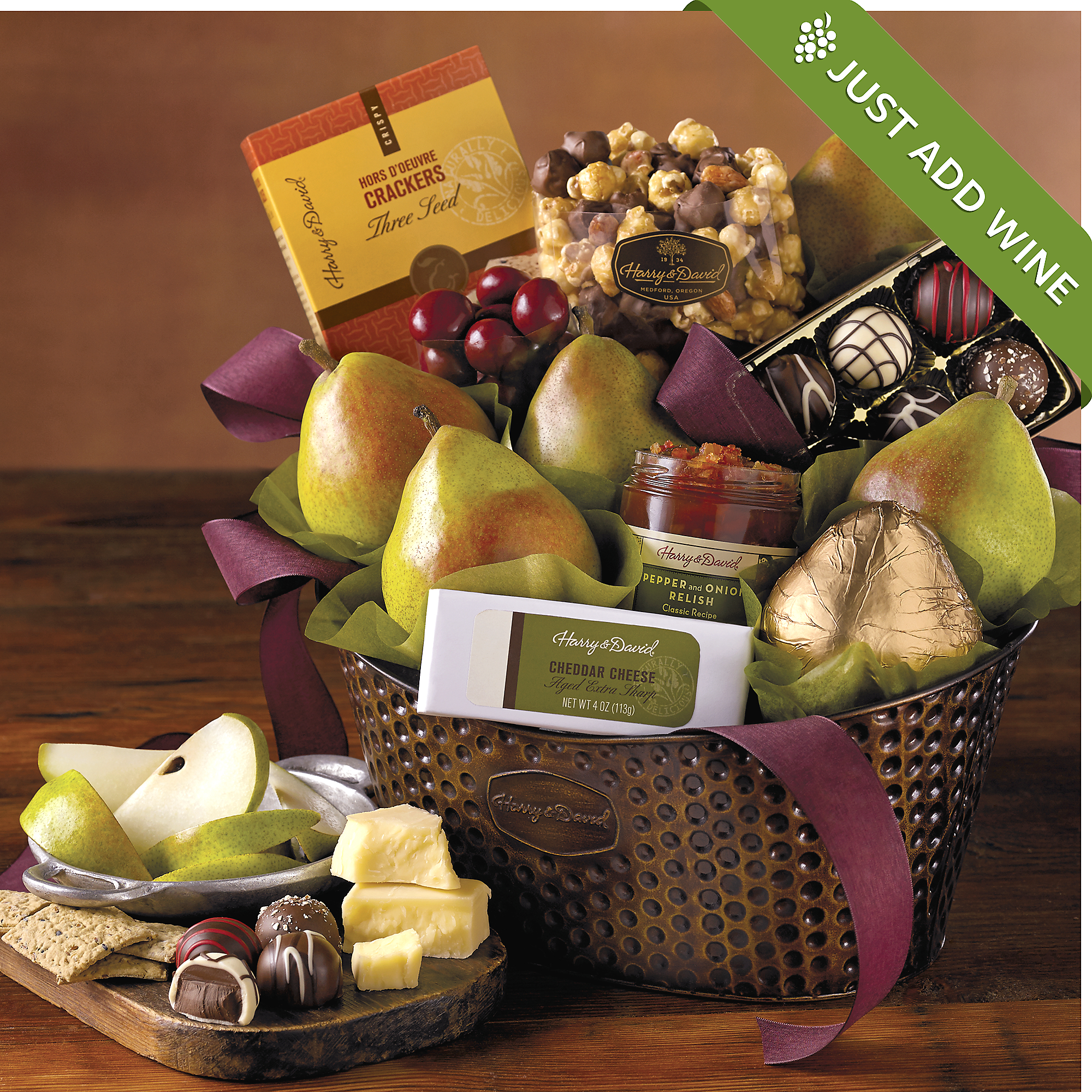 Organic Favorites Gift Basket Favorites Gift Basket