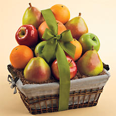 3-Month Organic Gift Basket Fruit-of-the-Month Club® Collection (Begins September)