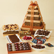 Tower of Chocolates® Gift Deluxe