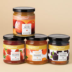 Pick 4 Preserves and Butters