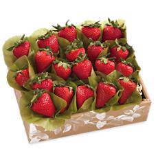 Deluxe Giant Strawberries