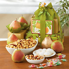 6-Month Signature Light Tower Fruit-of-the-Month Club® Collection (Begins October)