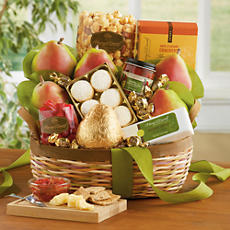 Father's Day Crater Lake Gift Basket Classic